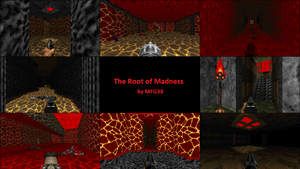 The Root of Madness Screenshot Collage by thatmadfinnishguy
