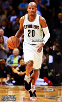 Ray Allen to the Cavaliers | Jersey Swap by ClydeGraffix