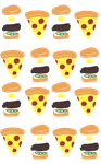 Food Pattern by inthedesertwithgirls