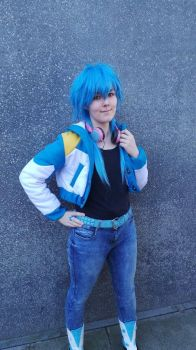 My Aoba Cosplay (Full veiw) by AloHeartRocks-Lexy