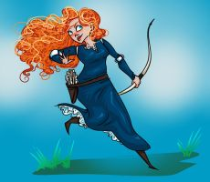 Brave by wingedness