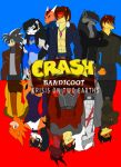 Crash Bandicoot Crisis on Two Earths by Pyrus-Leonidas