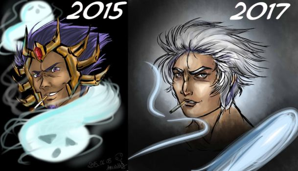 [St Seiya] - Not a redraw but I've improved tho by Beuah