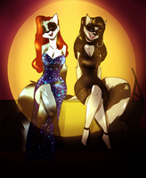 ''Tonight's Entertainment'' ::COM:: by Vixcoon