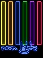 Neon Light Styles by BitterEpiphany