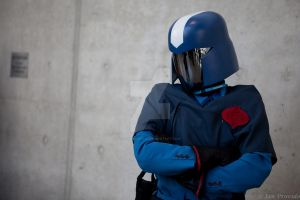 Cobra Commander Resolute by gameshark03