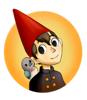 Wirt and Beatrice by KanzenCM