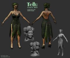 Tellu - construction shot by serpentdoness