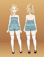 Playsuit by theearthhasmusic