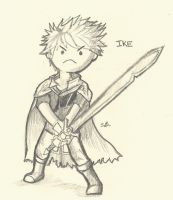 Ike - Adventure Time by ZolaLink