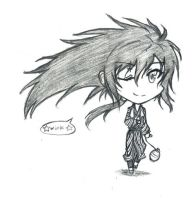 Rihan Nura-Chibi version by Dreamjigi