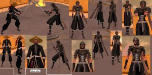 CoH Toon Collage 09 by Jaguard