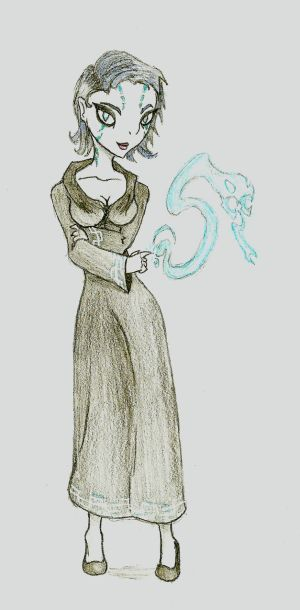 Gorgon Sorceress