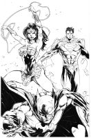 Trinity Commission by benjonesart