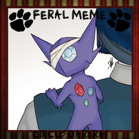 CD: Feral Ruby by Derekari