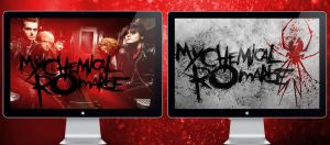 My Chemical Romance Wallpaper Pack by alexrotondo