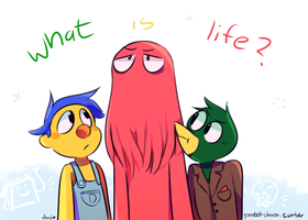 What Is Life by Milkii-Ways