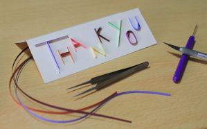 Thank You by StuartChell
