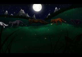 With Stars In Our Eyes and Wind Under Our Paws by CoilHeart