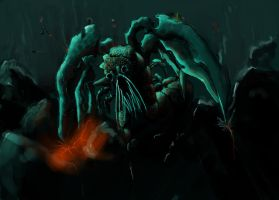 Rift Entry - Water Colossus by Tartauris