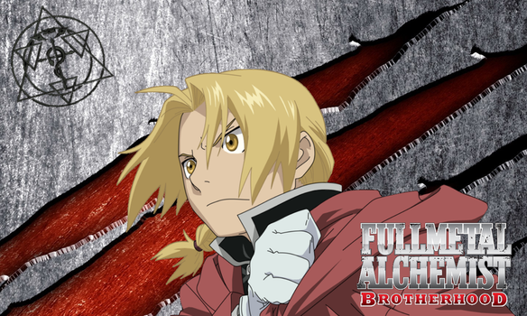 FullMetal Alchemist Brotherhood BG 1 by Duskstar727