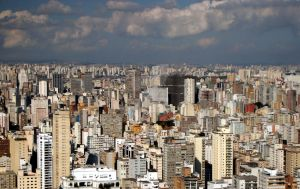 Sao paulo - City ( I was born here) by christiano2211