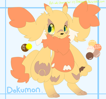 : Meet the Rookie, Dokumon : by ToxiicClaws