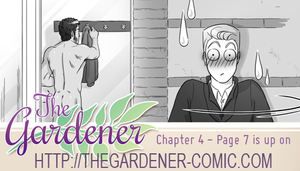 The gardener - Chapter 4 page 7 by Marc-G