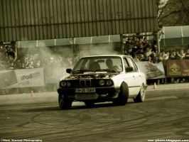 Drifting e30 by MWPHOTO