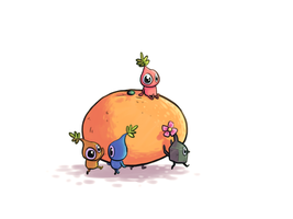 Pikmin by IndianaJonas