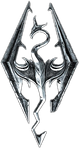 Skyrim Logo by SuperFlash1980