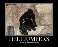 Helljumpers 2 by ODST-Training