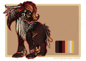 Canine Adopt  - CLOSED by mango-sherbet
