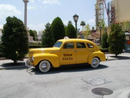 1940 Plymouth Taxi Cab by L1701E