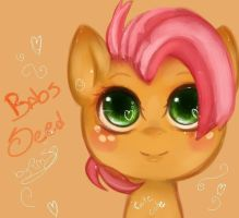 Babs Seed by Prodigymysoul