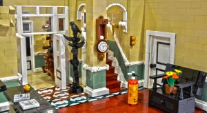 LEGO Fawlty Towers by Mister-oo7