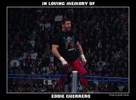 Eddie Guerrero by Keith-Killer