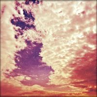 Afternoon Clouds -edited- by IoannisCleary