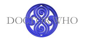 Doctor Who Logo Idea 1 by Alkonium