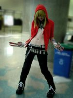 Gunji by PaperTwilight