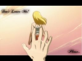 Don't Leave Me,Please.. by LilyRose98