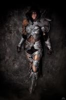 Diablo III Demon Hunter by lilialemoine