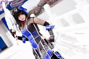 Dynasty Warriors: Wang Yi by Rakinime