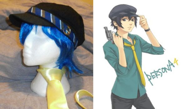 Naoto's hat by SmallBell