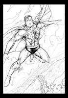 Superman by armsofsin