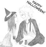 BLEACH - Happy Halloween by Warrayfinson
