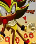 super shadow : ITS OVER 9000 ! by SonicForTheWin1