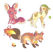 Accessory Canine Adopts (open) by coyvid