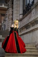 Elise in the Castle 05 - BFT by palmacosplay