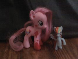 Cupcakes MLP Customs by ZIMSULTIMATELUVA